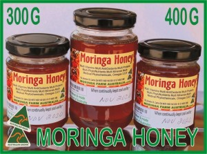 Moringa Honey -Moringa Farm Australia