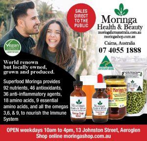 Moringa Health & Beauty, Moringa Farm Australia Cairns